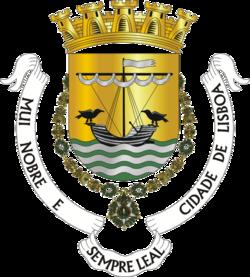 Brasão de Lisboa : Blason de Lisbonne