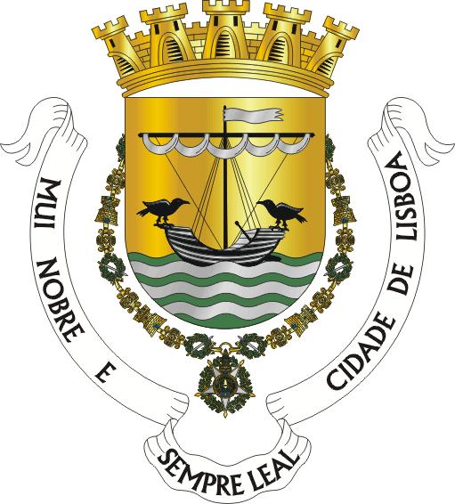 Blason de Lisbonne