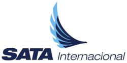 Logo Sata, représentant un Autour