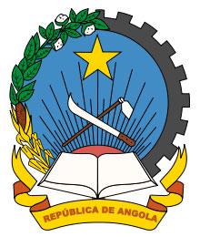 Armes d'Angola