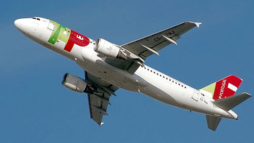 Avion TAP Air Portugal