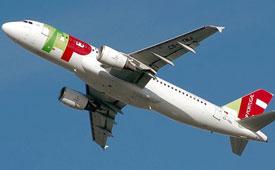 Avion de TAP