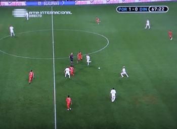 Foot à la télé : Portugal-Danemark sur RTPi