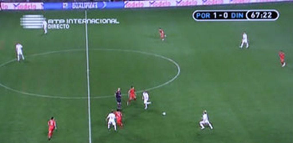 Le Football Portugais à la télé