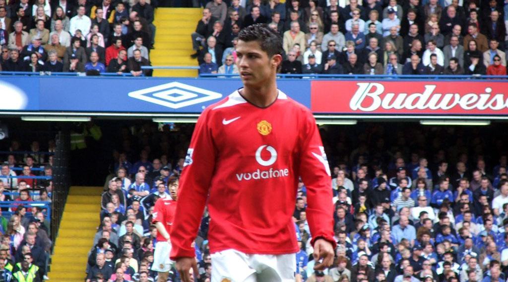 Soulier d'Or : Cristiano Ronaldo