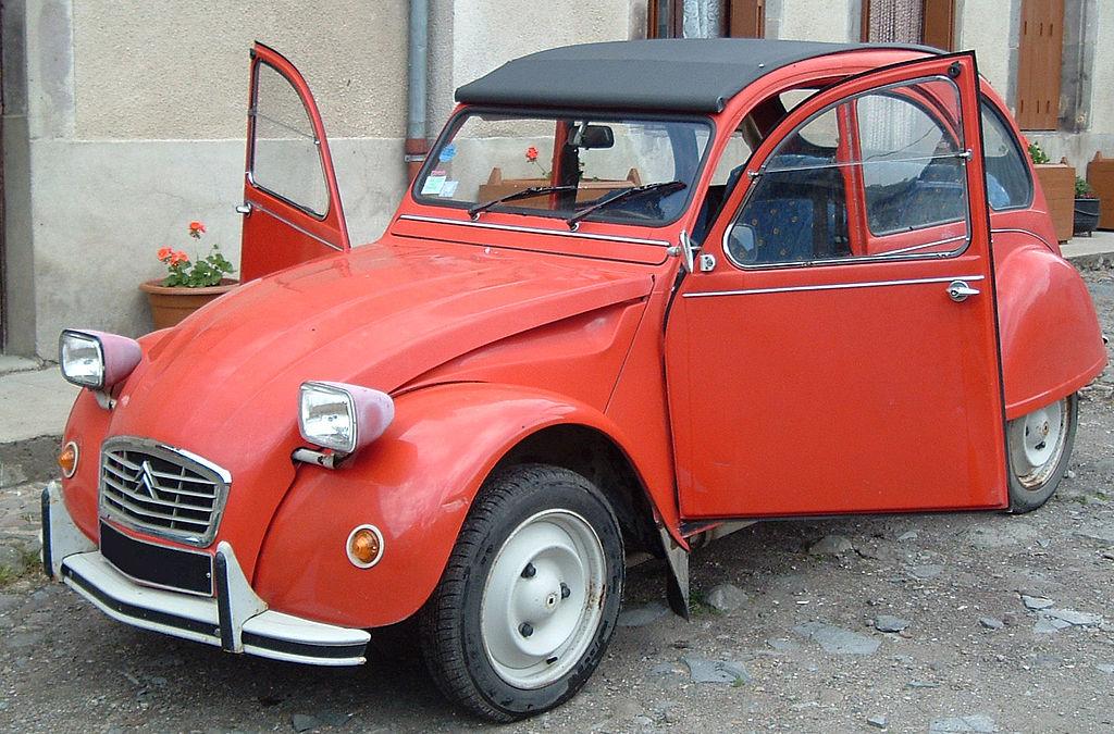 La dernière 2CV a été produite au Portugal