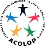 Logo de l'association des comités olympiques des pays de langue portugaise