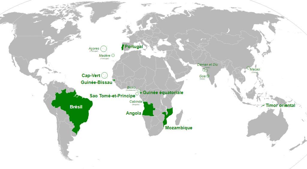 Accord orthographique de la langue portugaise