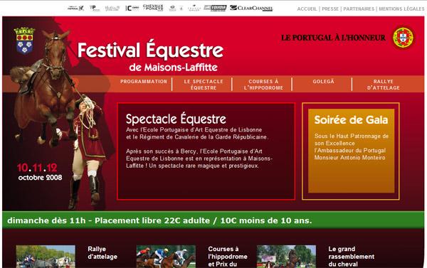 festival equestre portugais