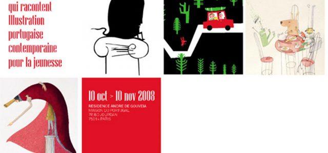 Expo Illustration Jeunesse à la Maison du Portugal de la Cité U