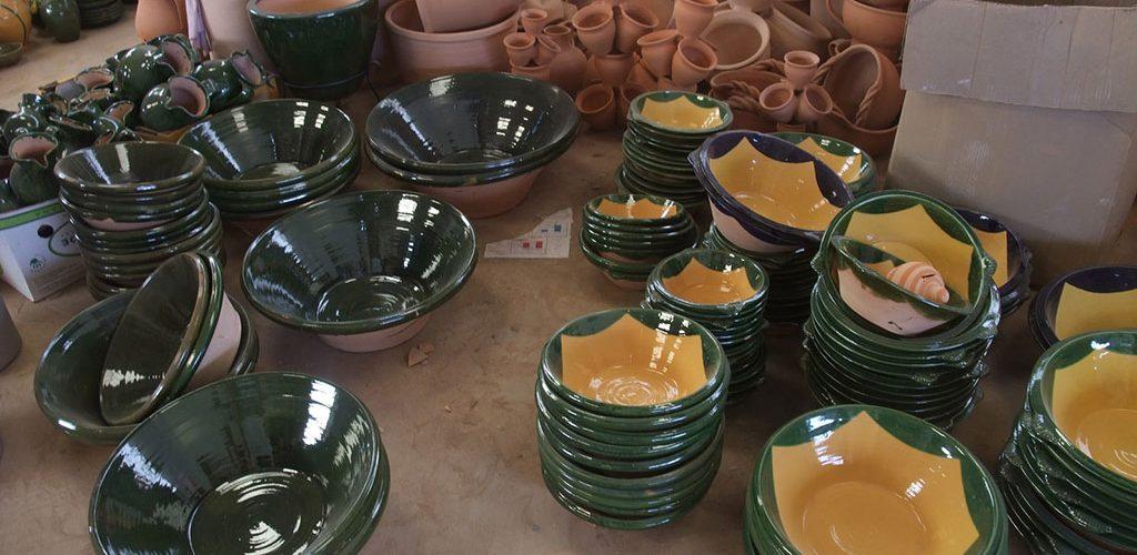 L'art de la poterie au Portugal : olaria da Bajouca, Leiria