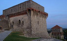 Vieille ville et château de Ourém