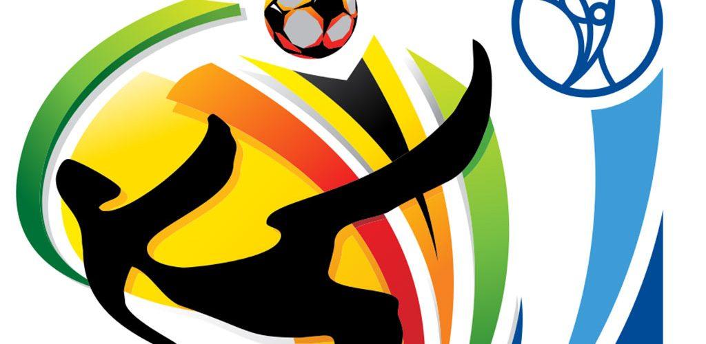 Logo du Mondial de foot en Afrique du Sud, 2010