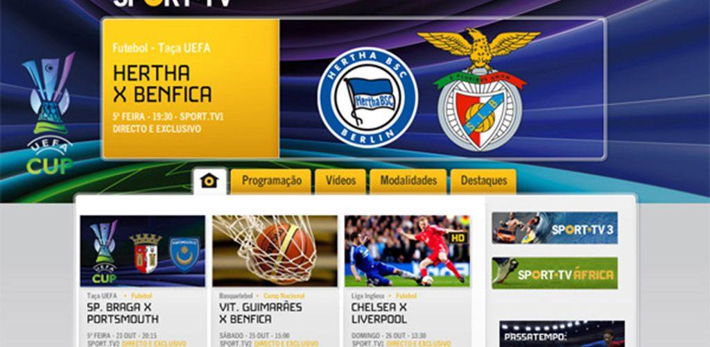Sport TV retransmet le match Hertha Berlin - Benfica, va falloir regarder sur Direct 8