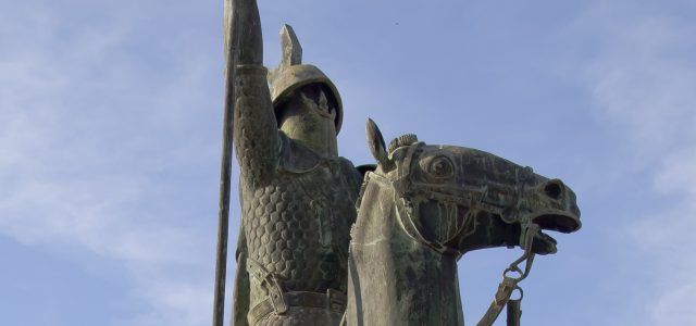 Statue de Vimara Peres