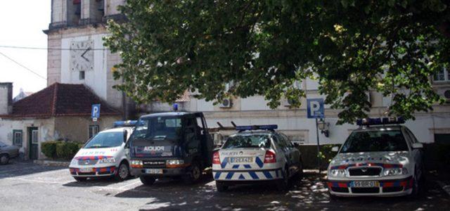Voitures de police au Portugal