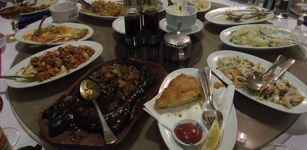 Gastronomie chinoise au Portugal