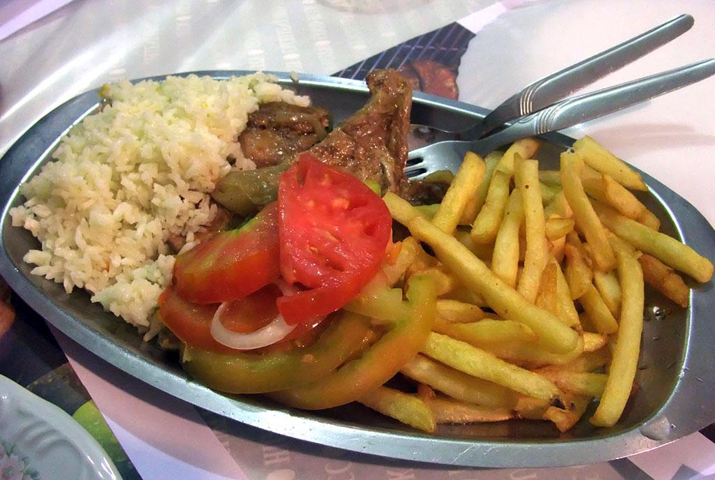 Alimentation portugaise : plats typiques