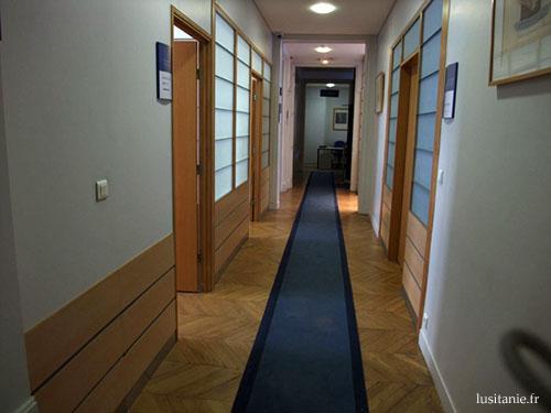 Couloirs du consulat