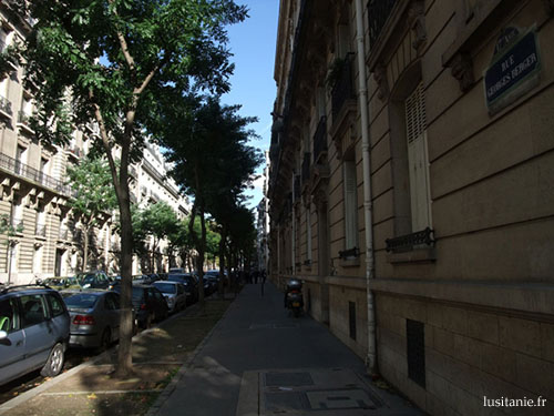 Rue Georges Berger