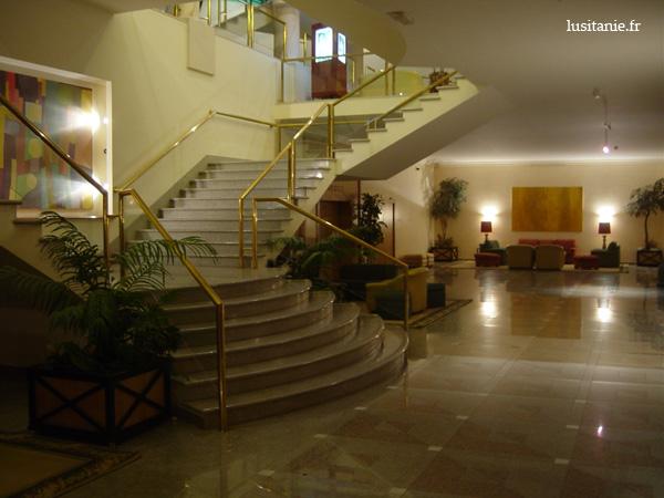 Escalier vers le Grand Hall