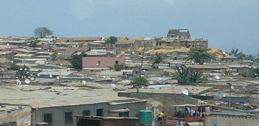 Un ami est à Luanda, en Angola