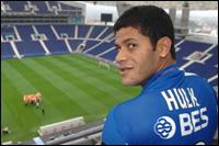 Hulk, prêt à marquer des buts au Stade du Dragon