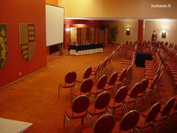 Salle pour conférences