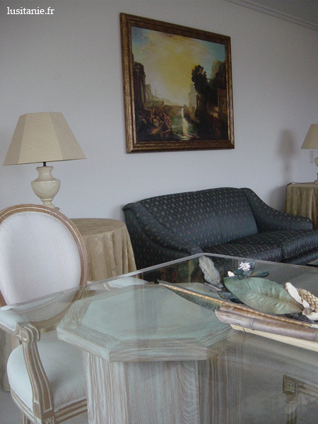 Décoration et confort d'une suite