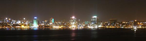 Luanda, de nuit