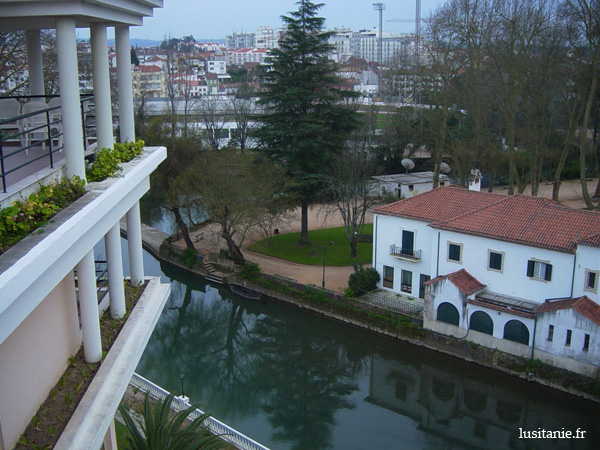 Hotel dos Templarios de Tomar : 4 étoiles au Portugal