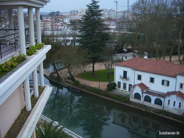 Rivière et Estalagem Santa Iria