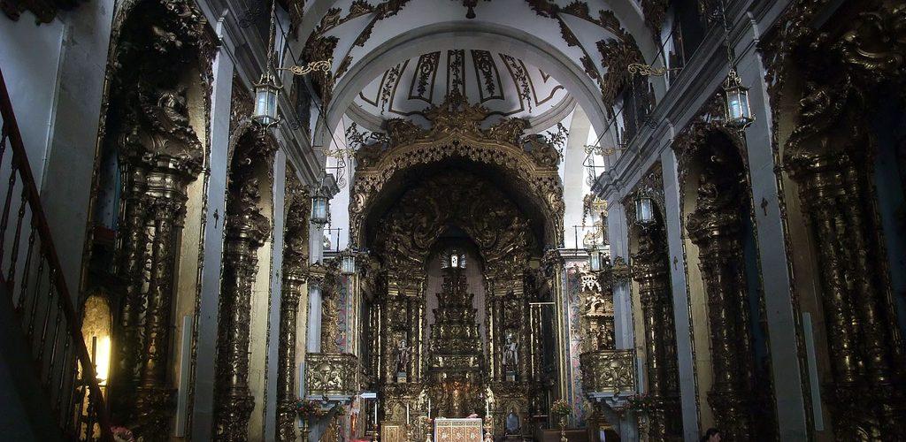 Igreja dos Carmelitas, église des Carmélites, à Porto