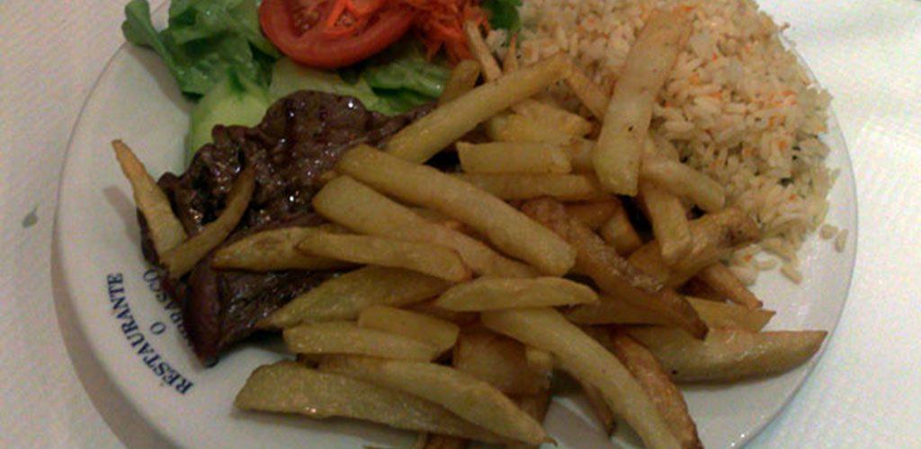 Restaurant portugais à Paris : O Churrasquo