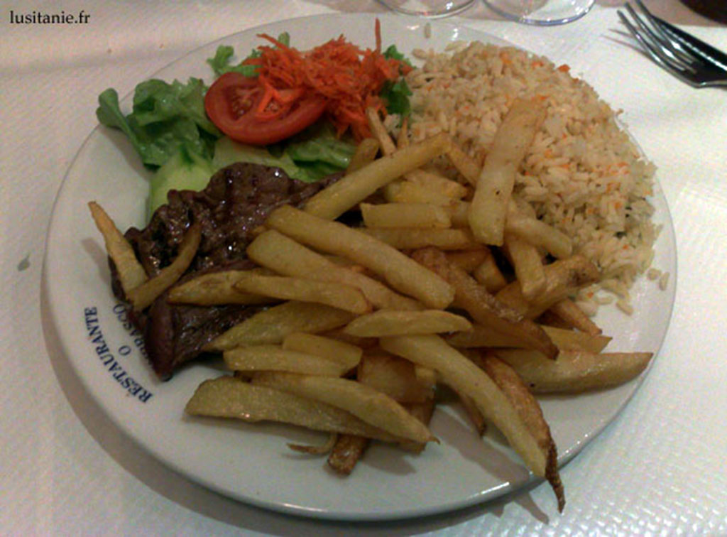 Restaurant portugais à Paris : O Churrasquo