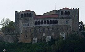 Chateau de Leiria