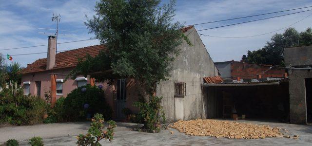 Maisons de village au Portugal