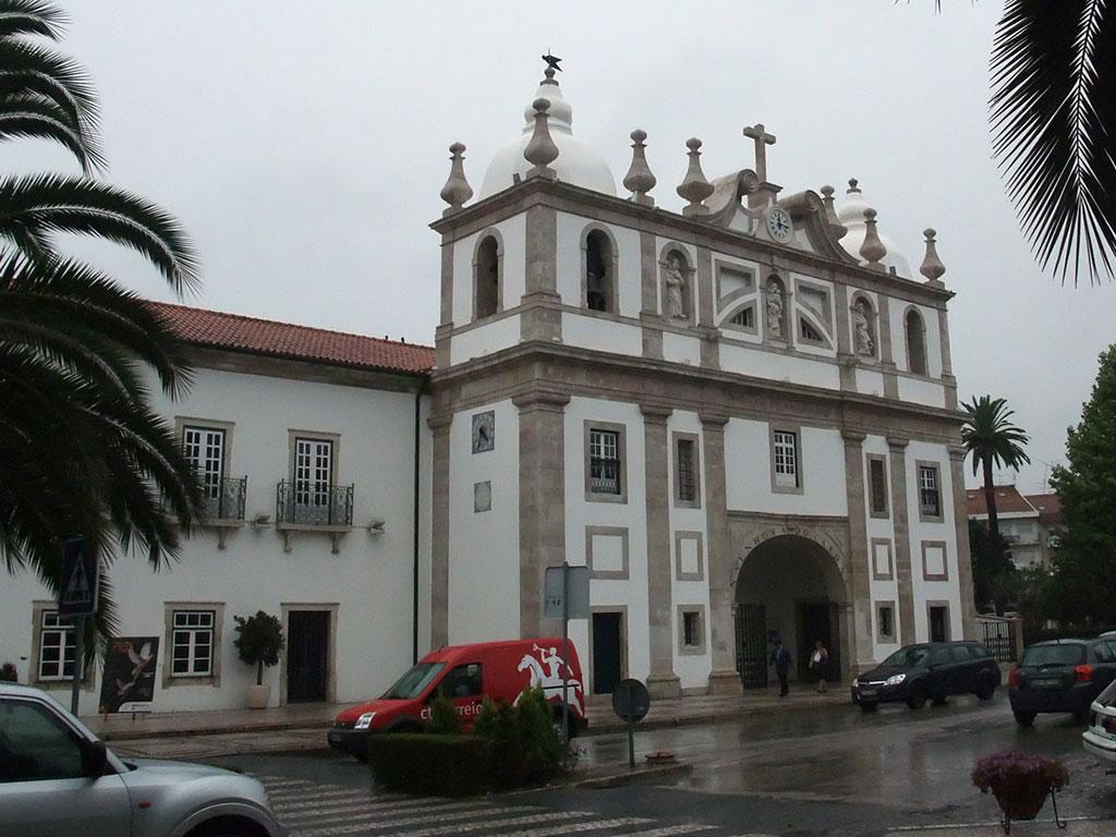 Igreja do Cardal, Pombal