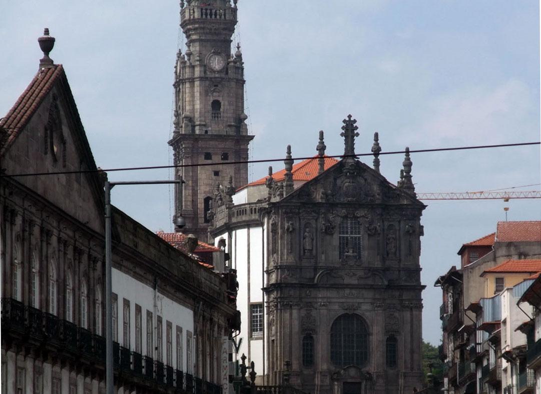 Torre dos Clérigos - Tour des Clercs de Porto