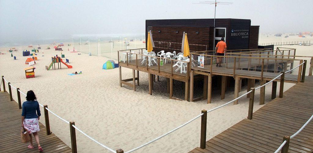 Praia da Tocha : plage de pêcheurs