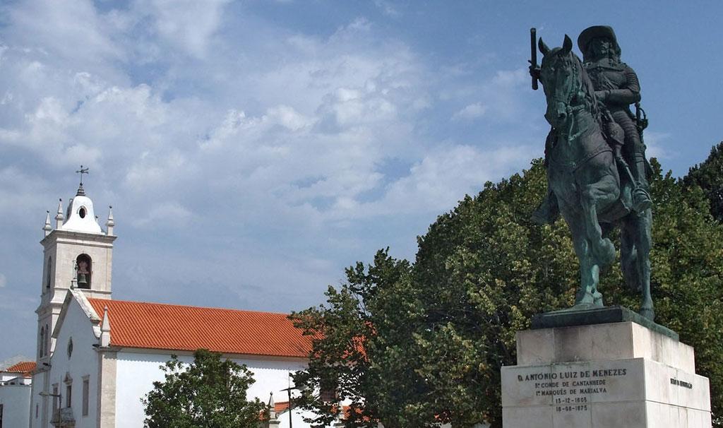 Visite à Cantanhede, petite ville tranquille du Portugal