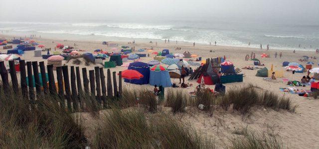 Praia de Mira : Bandeira Azul, drapeau bleu