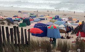 Praia de Mira, Bandeira Azul
