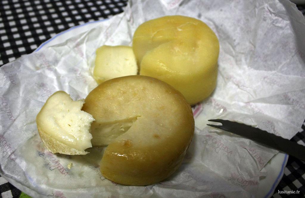 Queijo de Azeitão - Fromage de brebis portugais