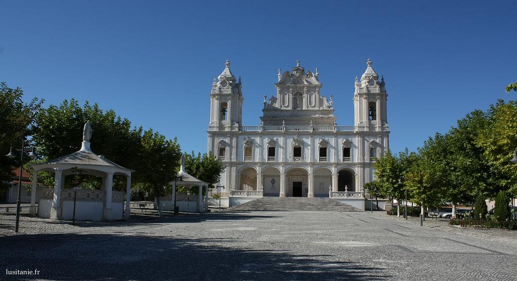 Sanctuaire des Miracles - Santuário dos Milagres, à Leiria