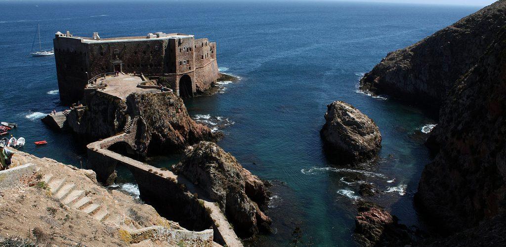 Voyage aux Berlengas, îles portugaises au large de Peniche