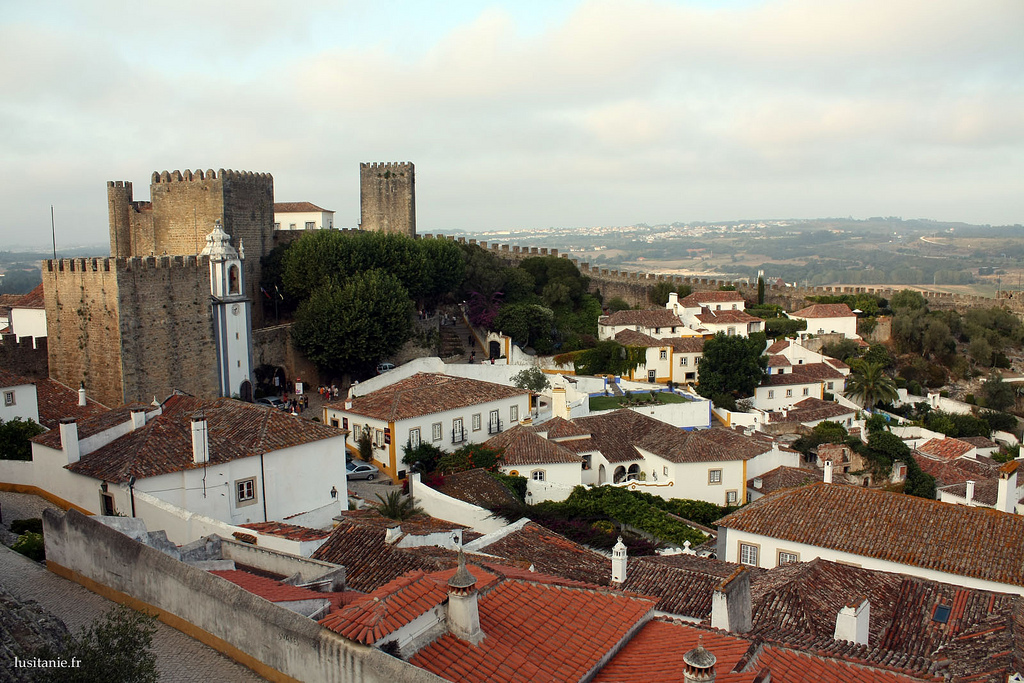 Ville fortifiée de Óbidos