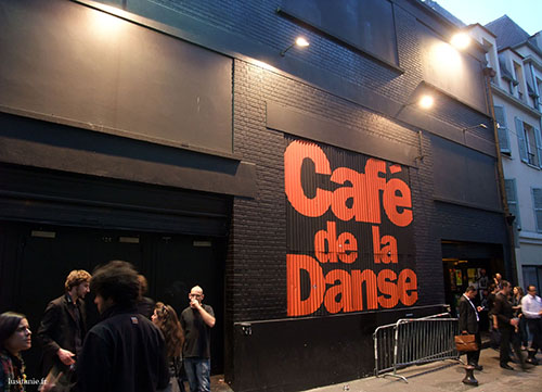 Café de la Danse, à Paris