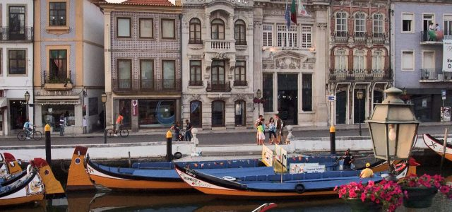 Aveiro, plus belle ville du Portugal ?