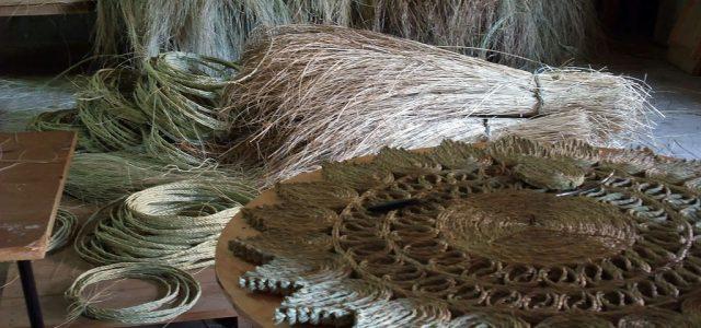 Artisanat : les paniers de Ilha à Pombal - Vannerie du Portugal